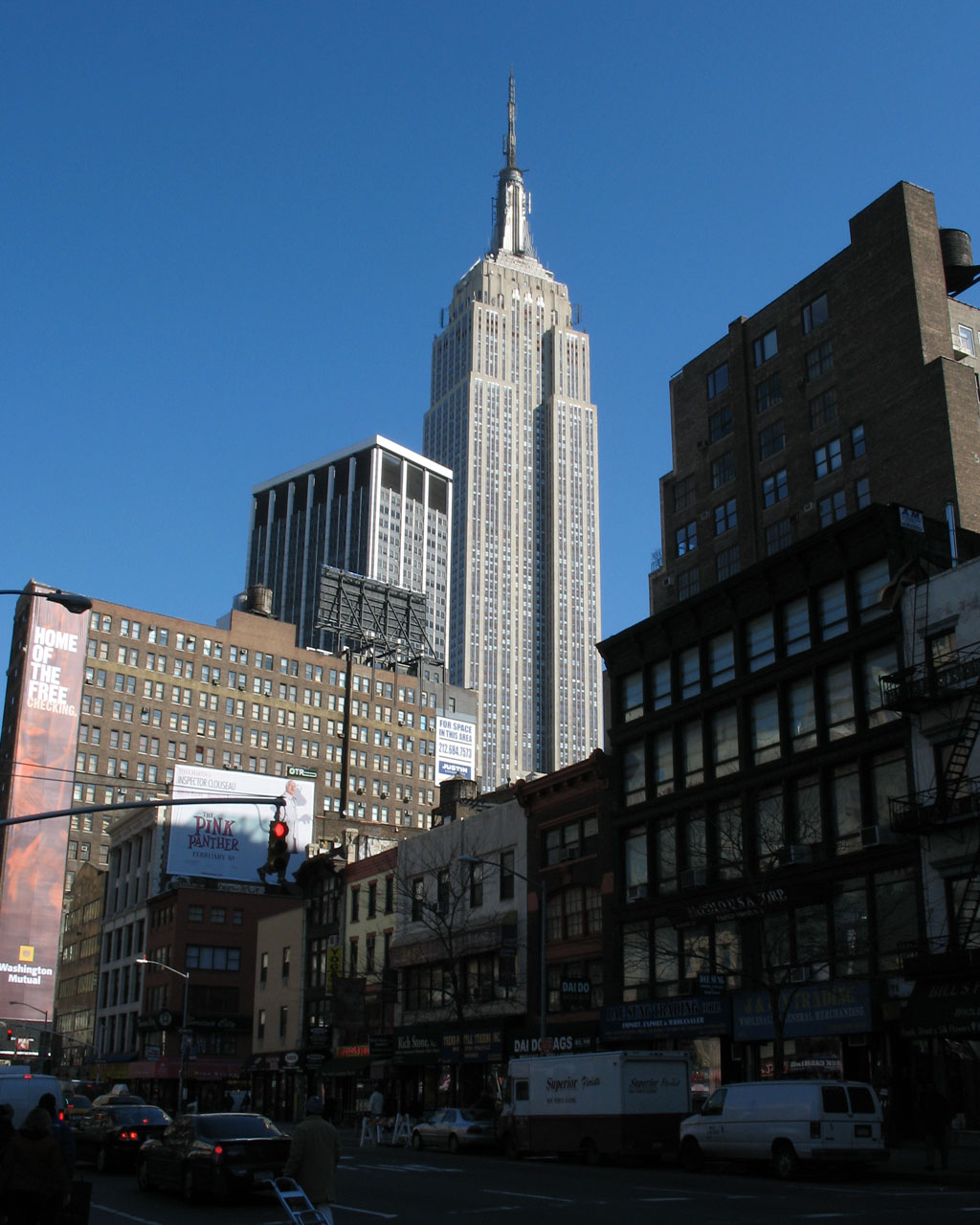 Empire State Building (from the Lower West Side)